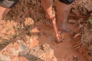Repair Leaking Pipe